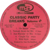 Classic Party Breaks Volume 2