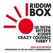 Riddim Box - Excursions In The Uk Funky Underground