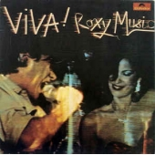 Viva ! Roxy Music - The Live Roxy Music Album