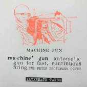 Machine Gun - Alternate Takes