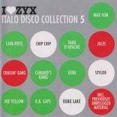 I Love Zyx Italo Disco Collection 5