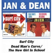 Surf City - Dead Man's Curve / New Girl In School