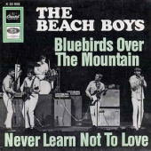 Bluebirds Over The Mountain / Never Learn Not To Love