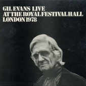 Live At The Royal Festival Fall London 1978