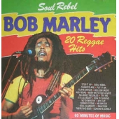 Soul Rebel - 20 Reggae Hits