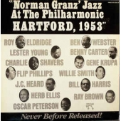 Norman Granz' Jazz At The Philharmonic Hartford, 1953