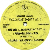 Presents Exclusive Joints Vol  3